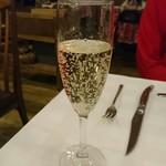 102593256 - 乾杯のスパークリング