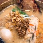 麺屋壱正 - 料理写真:九州麦味噌らーめん