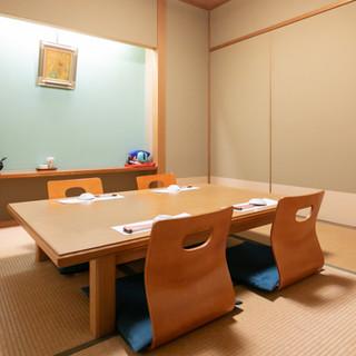 完全個室・大広間あり◎ご親族での集いや会社接待などに最適