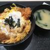 松のや - 料理写真:ロースかつ丼(550円)