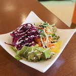 シュウ&クリーム - ランチのサラダ