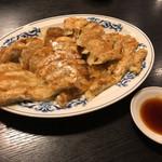 青島 - 料理写真:餃子 4人前