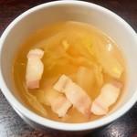 バルコス - スープ
