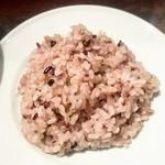 バルコス - 五穀米のライス