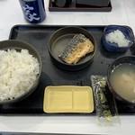 吉野家 - 料理写真:塩鯖定食