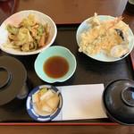 海鮮、定食、天ぷらと酒 舟源 -