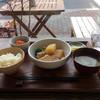ごはん×カフェ madei