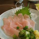 10261049 - 鶏(刺身)\420