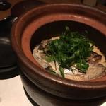 踊る魚 - 鯛の炊き込みご飯、、