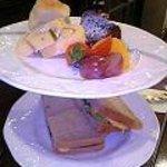 カロム.カフェ - afternoon tea set