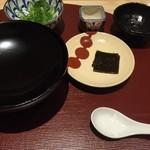 六寛 - お料理