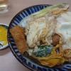 たけふく - 料理写真:カツ丼 大 W