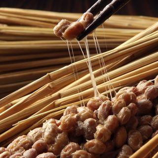 水戸名物納豆