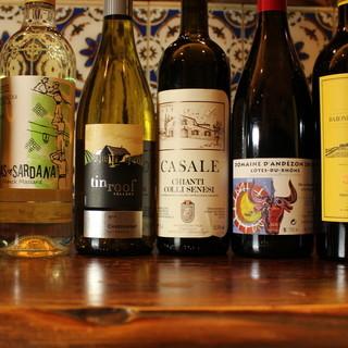 「体に優しい」を選ぶなら、こだわり詰まった自然派ワインを◆