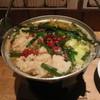 肉の佐藤 - 料理写真:もつ鍋1人前もつ増し