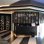 CORAL TABLE -