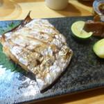 102628420 - 太刀魚の塩焼き