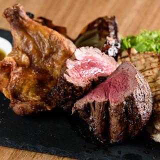 肉好きも思わず唸る!国内外から厳選された肉屋の肉を食す!!