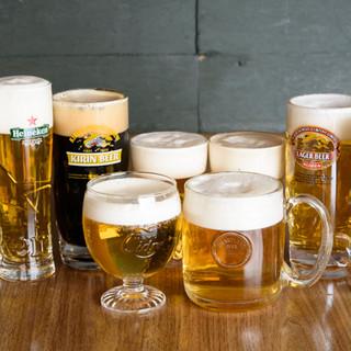 ◆限定酒有り◆樽変わりで楽しめる全国各地の≪クラフトビール≫