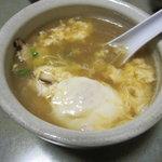 はなやま - たまごスープ