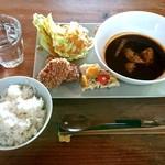 カフェ百水 - 料理写真: