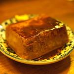 大衆酒場コグマヤ - 煮込み 名物 豆腐