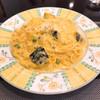 ビアンコ - 料理写真:栗カボチャのクリームパスタ