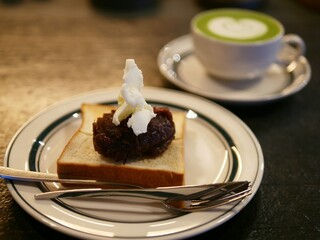 Saten - 『あんバタートースト』