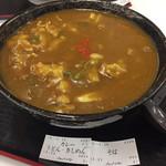みのや - カレー蕎麦お兄ちゃん盛り ¥650(税込)
