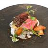 佛蘭西料理 名古屋 - 料理写真:宮崎産イチボ