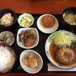 花 のれん - 料理写真: