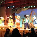 ケープコッド・クックオフ - ケープコッドクックオフのミッキー・ミニー・ダッフィーのショー