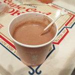 ケープコッド・クックオフ - ココアなどでお茶しながらミッキーのショーを見れます☆