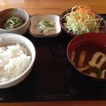 Hamu - 定食セット