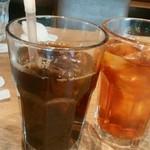 ラ フィーリア デル プレジデンテ - アイスコーヒー&アイスチィー