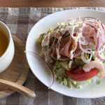 ボクノカフェ - スープ&サラダライス
