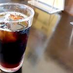 カフェレストラン ガリーン - アイスコーヒー