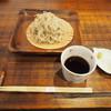 手打ち蕎麦 仙太郎 - 料理写真:大穴子一本揚げとおそば(おそば)