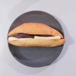 ナチュール サワダ - 料理写真:バターの厚さが良いです( *´艸`)