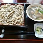 そば処 ひろと - 料理写真: