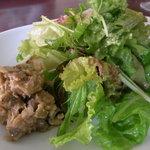 コジコジハウス - サラダ