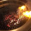 炭火焼肉ターザン - 料理写真:炭火焼肉。炭の味がします。火力は強め