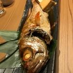 完全個室×居酒屋 博多うかい - 金目鯛の煮つけ