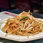 香港 贊記茶餐廳 - 香港風焼きそば@700円