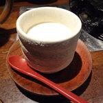 10267105 - お通しの自家製豆腐