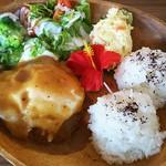 Dining&cafe Holo holo - ロコモコ丼
