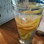 鱈腹魚金 - すっきりレモンサワー