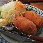 鱈腹魚金 - カニクリームコロッケ