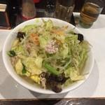 102673393 - 190212たんめん800円中盛太麺