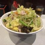 102673396 - 190212たんめん800円中盛太麺